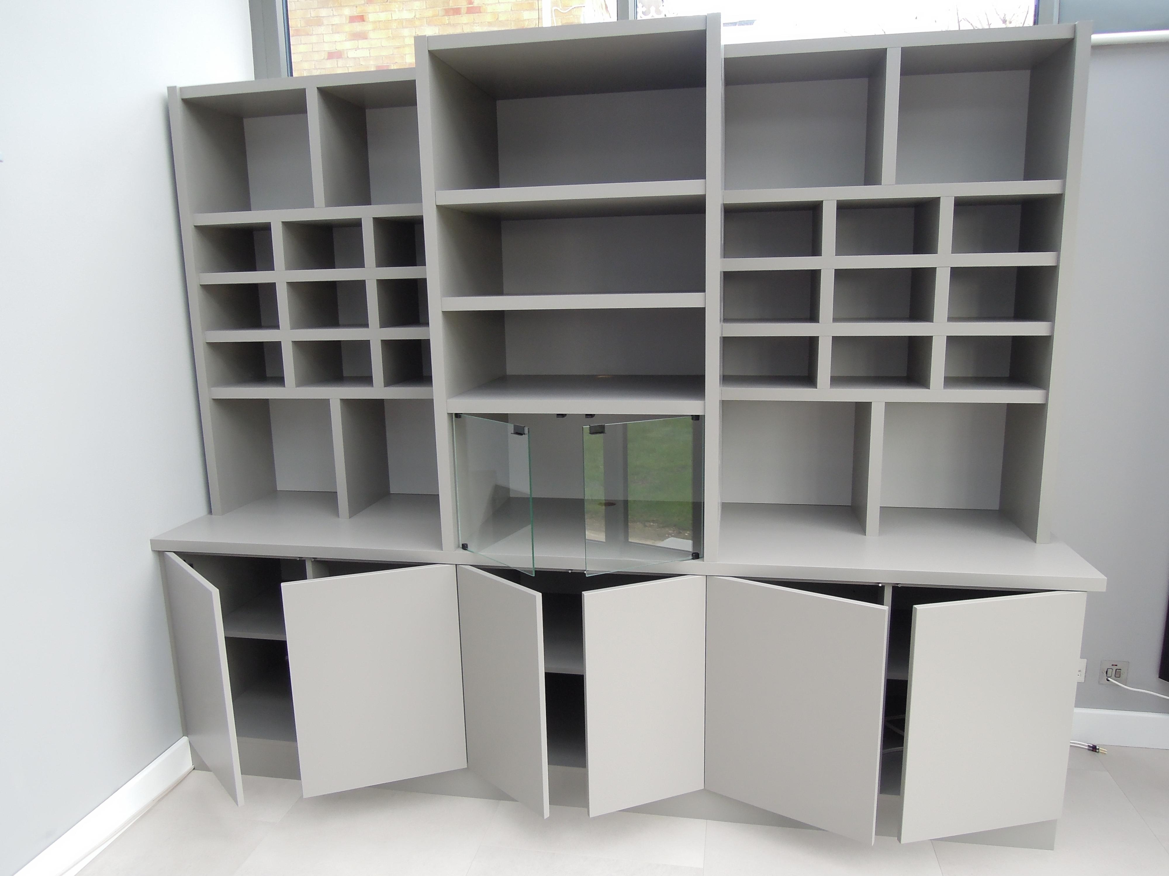 harrow carpenters lj refurbishments bookcases and cupboards