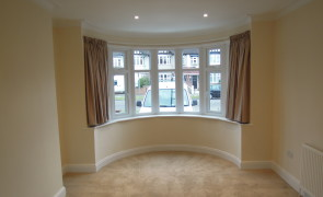 lounge refurbishment