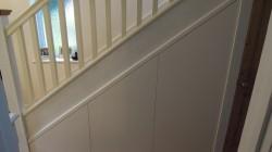 Bespoke Staircase Doors