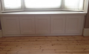 Alcove Bench Seat