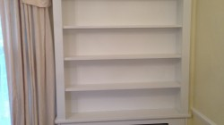 Radiator Cover Bookcase